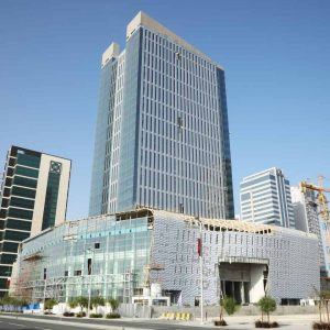 COMMERCIAL DEVELOPMENT TOWER AT LUSAIL FOR AL FARDAN PROPERTIES COM-13